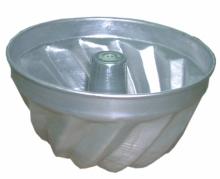 Forma aluminiowa babka wiedeńska z kominem *