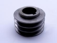 Części do XUN - koło pasowe małe P3 ślimaka dużego (nowe) *