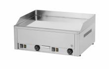 Płyta grillowa podwójna gładka chromowana elektryczna FTHC-60 E