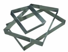 Rant z aluminium prostokątny *