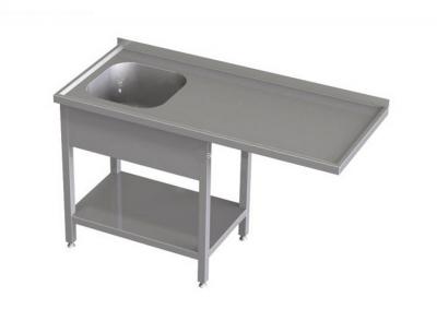 Stół przedłużony ze zlewem RMS