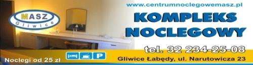Noclegi Gliwice